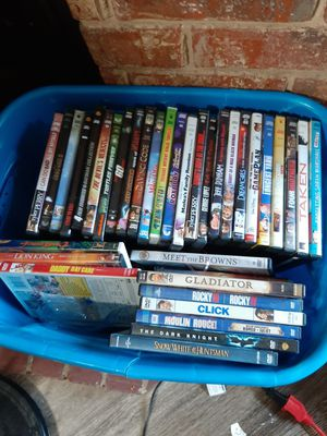 DVDs and assortment for Sale in Round Rock, TX