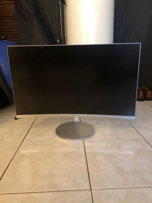 """Samsung Curved Monitor 27"""" for Sale in Fort Lauderdale, FL"""