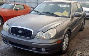 2002 Hyundai Sonata GLS for Sale in Moreno Valley, CA