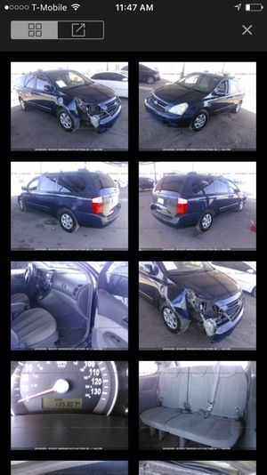 2006 Hyundai Sedona Parting out! Parts only!! for Sale in Phoenix, AZ