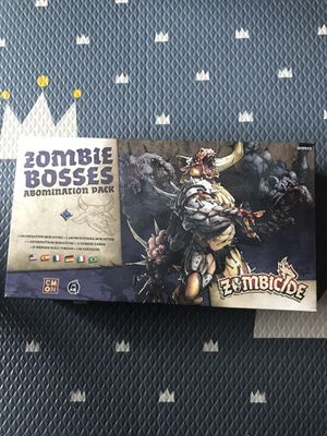 Zombie Bosses Abomination Pack for Sale in Lynnwood, WA