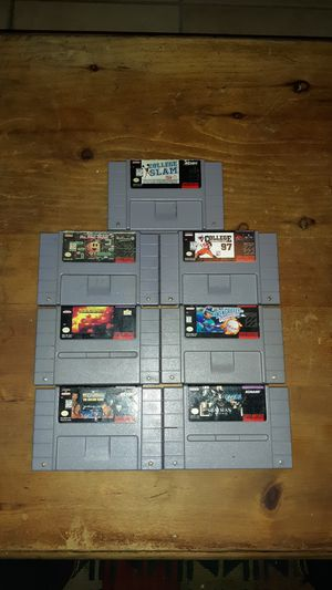 Super Nintendo for Sale in City of Industry, CA
