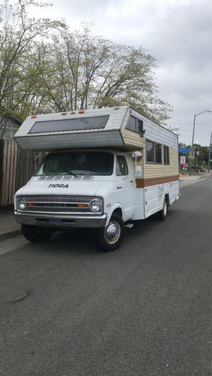 1973 dodge sportsman tioga RV for Sale in Elverta, CA
