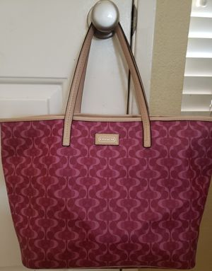 Coach Tote, Wallet, Make up Bag for Sale in Murrieta, CA