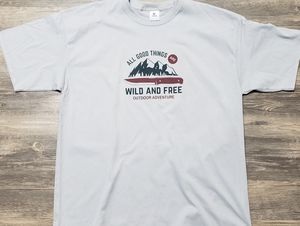 Mens #outdoor t-shirt (NEW) $14 XX-large for Sale in Victorville, CA