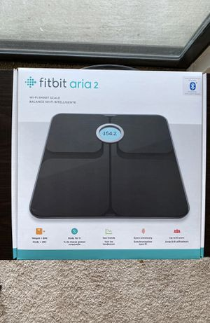 Brand New Fitbit Aria 2 !!! for Sale in Frisco, TX