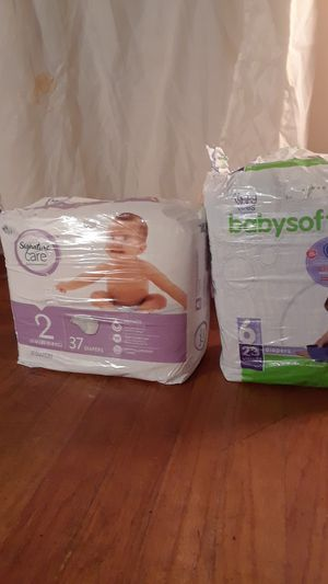 Pampers for baby for Sale in Hayward, CA