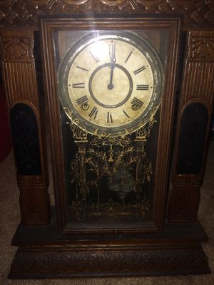 E.Ingraham Company antique wall or mantle clock for Sale in Hilliard, OH
