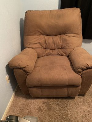 brown, recliner chair for Sale in Sun City, AZ