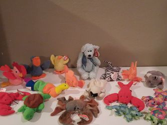 Teenie Beanie Babies for Sale in Norco,  CA