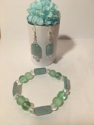Bracelet And Earring Set for Sale in Torrance, CA