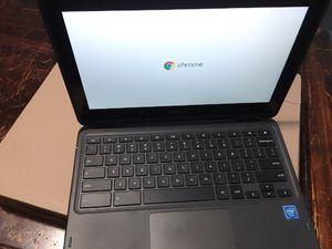 "Dell - 11.6"" Chromebook - Intel touch screen for Sale in Colton, CA"