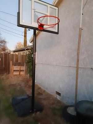 Lifetime quick adjust basketball hoop for Sale in North Highlands, CA