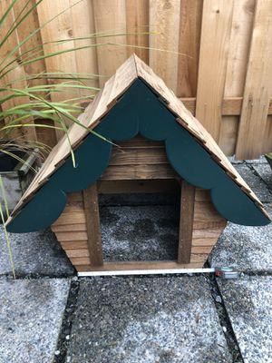 Cedar Dog House for Sale in Seattle, WA