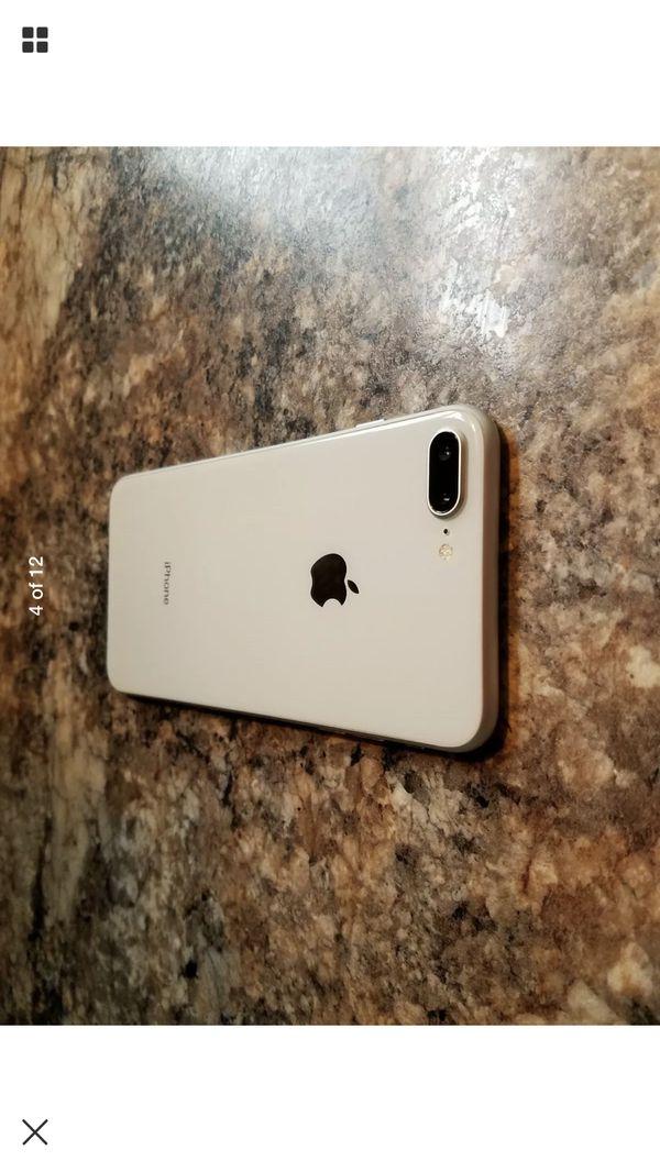 iPhone 8 Plus Silver 64GB Unlocked! CDMA+GSM
