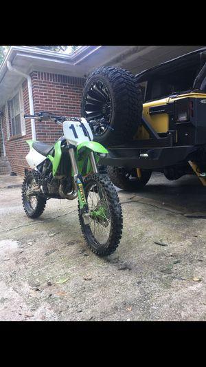 Kawasaki kx100 run good for Sale in Austell, GA