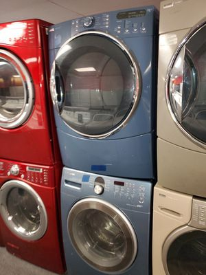 Samsung front load washer and Kenmore electric dryer in great condition for Sale in Milford Mill, MD
