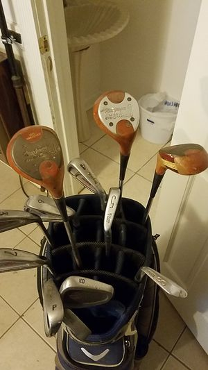 Assorted and MacGregor golf clubs for Sale in Nashville, TN