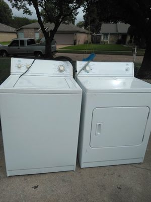 Roper washer and dryer set for Sale in Houston, TX