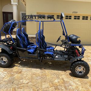 Go Kart 4 Seater for Sale in Zephyrhills, FL