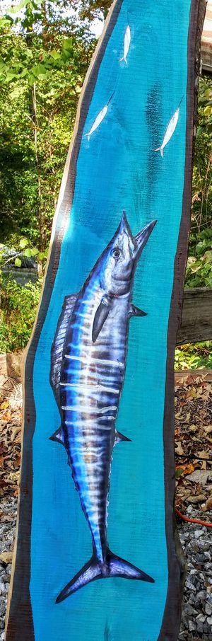 Ocean Blue Wahoo for Sale in St. Petersburg, FL