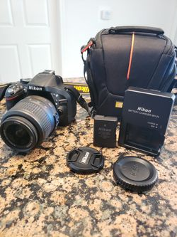Nikon D5200 for Sale in Glendale,  AZ
