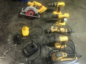 Dewalt Power Tools - 18v for Sale in Waikoloa Village, HI