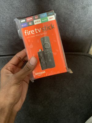 Amazon fire tv stick for Sale in Dallas, TX