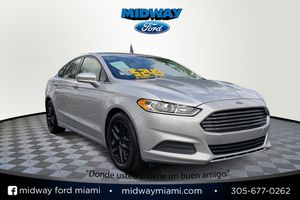 2016 Ford Fusion for Sale in Miami, FL