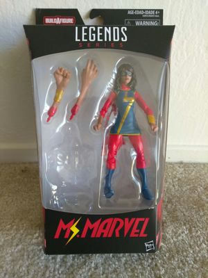 Ms. Marvel Marvel Legends Action Figure for Sale in Alameda, CA