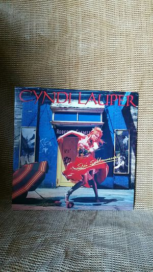"Cyndi Lauper ""She's So Unusual."" for Sale in San Diego, CA"