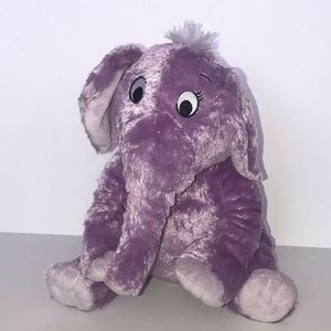 Dr Seuss The Nose Book Purple Elephant plush Toy for Sale in GRANT VLKRIA, FL