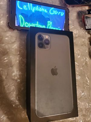 iPhone 11 pro max Factory UNLOCKED Sealed brand new for Sale in Phoenix, AZ