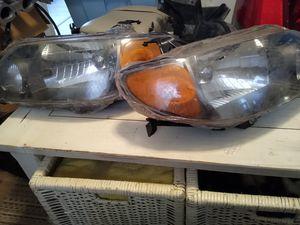 New 02 Protege black headlights for Sale in Orlando, FL