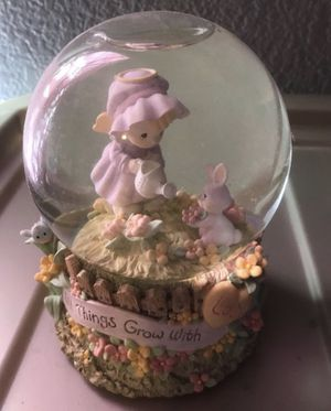 Precious Moments Musical Globe for Sale in Parlier, CA