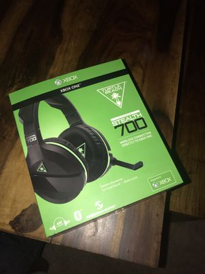 BRAND NEW! Never used! Stealth 700 Wireless Turtle beach Gaming Headset for Sale in UPR MARLBORO, MD