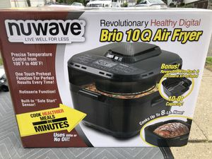 AIR FRYER. 10 QUART! Like New! for Sale in Edwardsville, PA