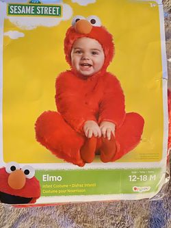 Elmo Costume for Sale in Portland,  OR
