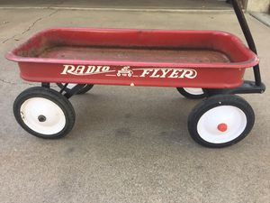 Radio Flyer Toy Wagon Steel for Sale in Denver, CO