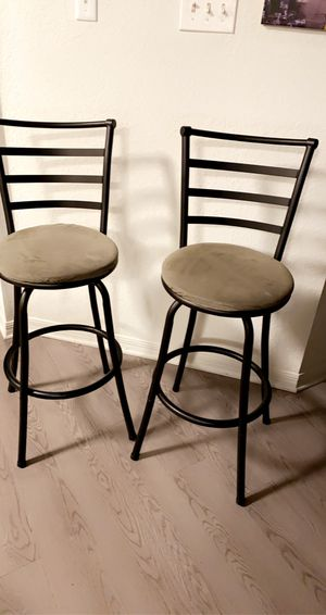 Stool bars good condition for Sale in Tampa, FL