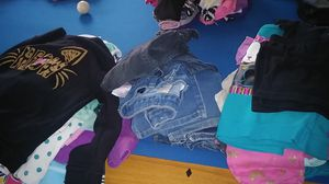 Girls and boys clothes. Sizes from newborn to 5 in girls and newborn to 12 months in boys for Sale in Lexington, KY