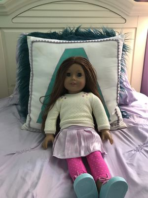 American Girl Doll Saige for Sale in Raleigh, NC