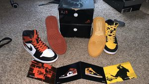 Jordan 1 pack size 9.5 for Sale in Raleigh, NC