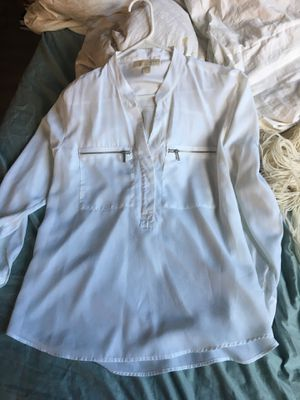 Women's size 8 Michael Kors blouse for Sale in Seattle, WA