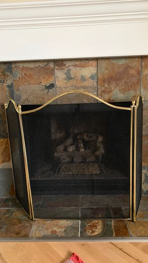 Free Fireplace shield for Sale in Seattle, WA