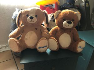 Bear cloud pets both for $5 for Sale in Paramount, CA