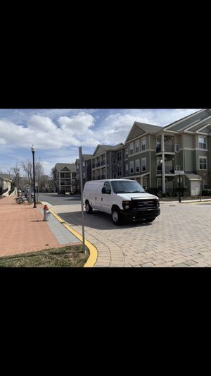 2008 Ford Econoline Cargo for Sale in Rockville, MD