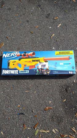 Nerf gun \FORTNITE BASR-L for Sale in Union City,  CA