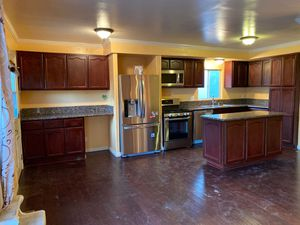 Complete kitchen cabinets with appliances for Sale in Los Angeles, CA