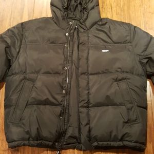 Obey Winter Puffy Jacket Size L 20' for Sale in Seattle, WA